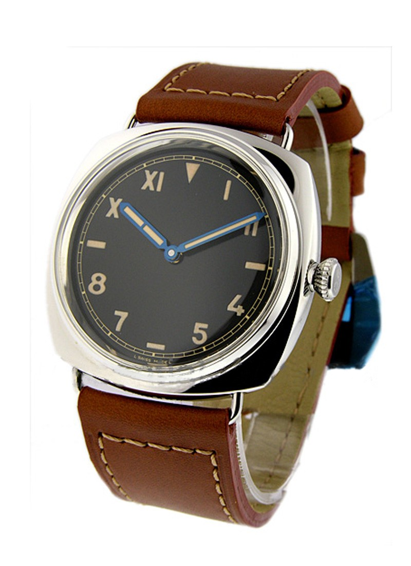 Panerai PAM 249 - Radiomir 1936 - Special Edition 2006 in Stainless Steel