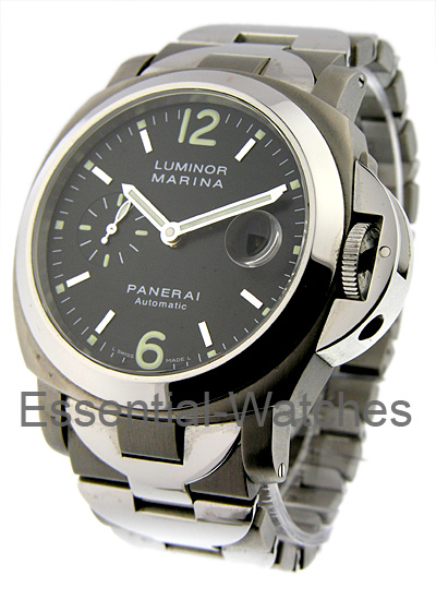 Panerai PAM 165 - Marina in Steel and Titanium