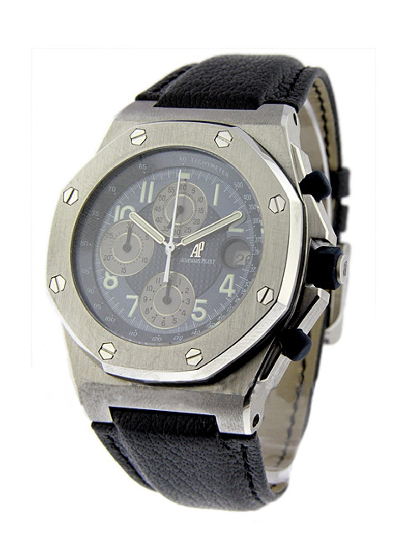 Audemars Piguet Offshore Royal Oak in Stainless Steel