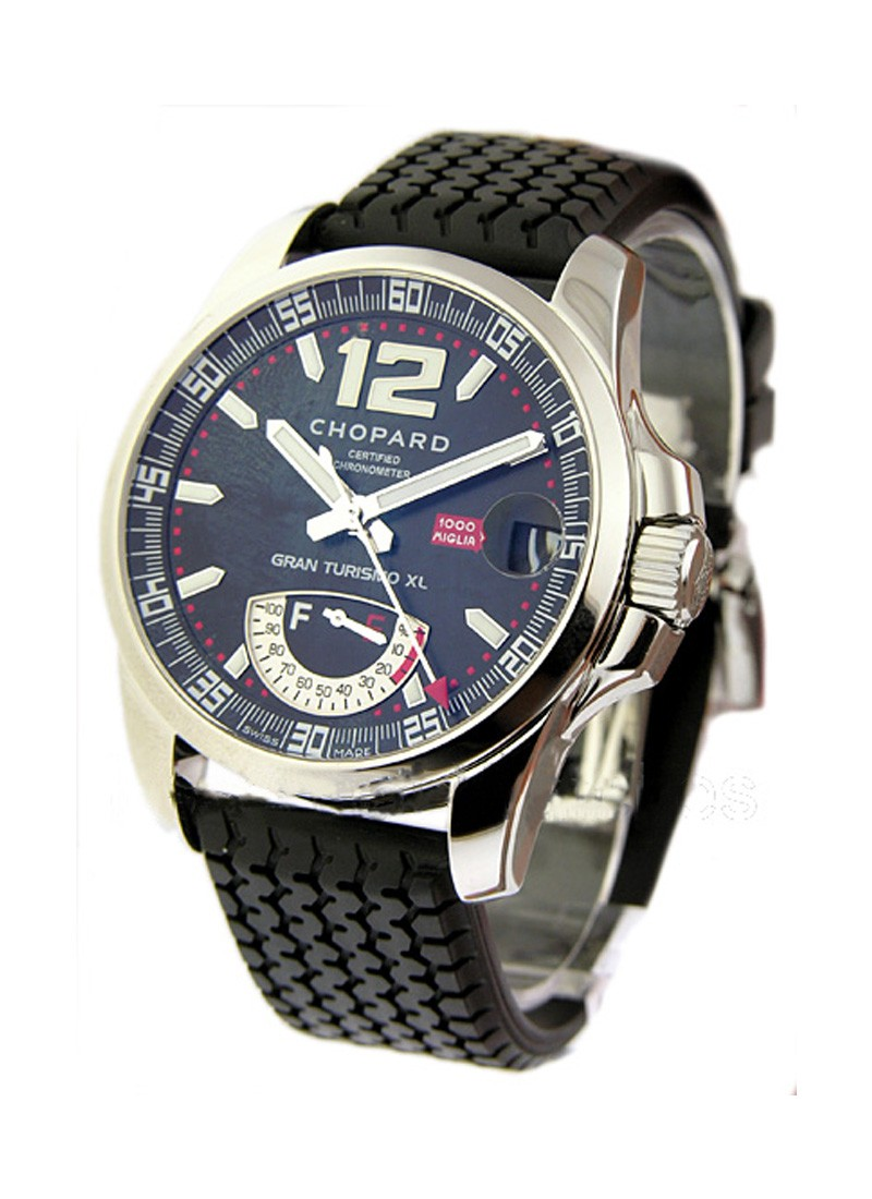 Chopard Mille Miglia  Gran Turismo XL - Power Reserve in Steel