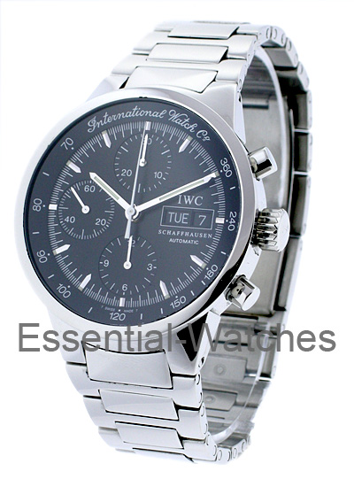 IWC GST Chronograph  Automatic in Steel