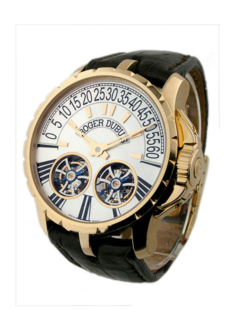 Roger Dubuis Excalibur Double Tourbillon