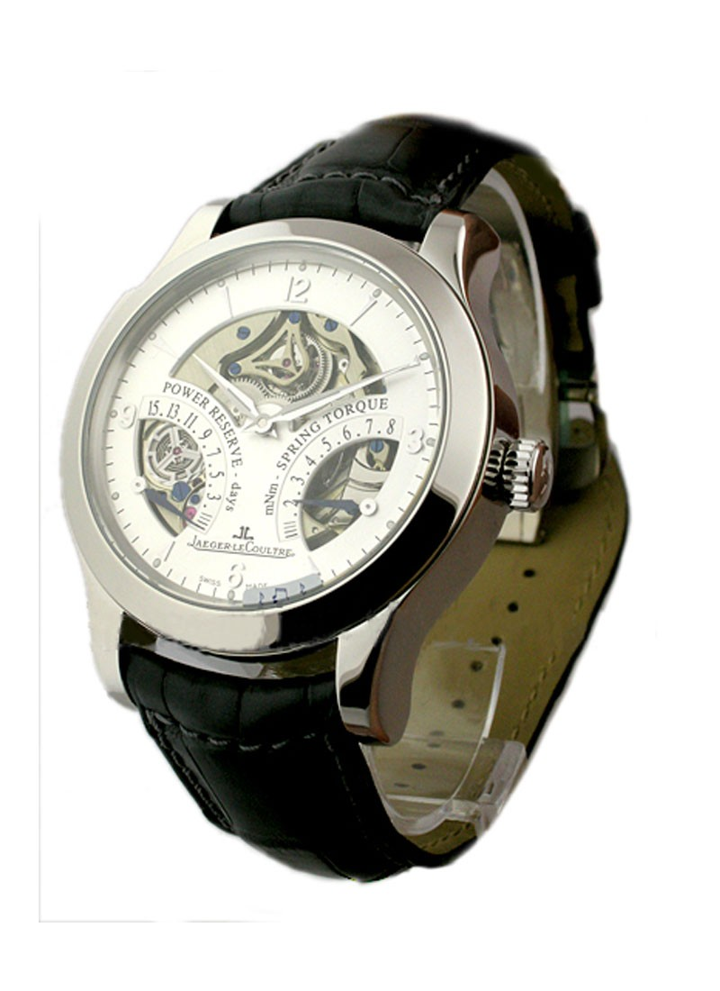 Jaeger - LeCoultre Master Minute Repeater Antoine LeCoultre   Limited Edition