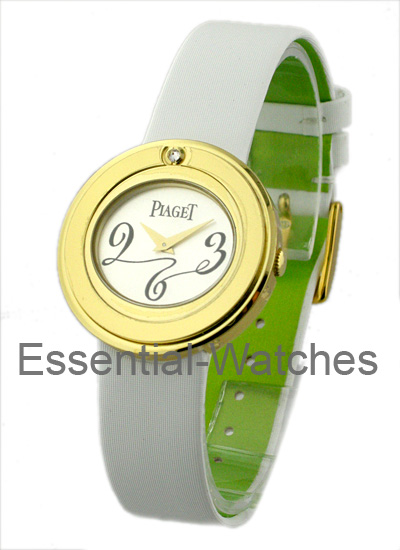 Piaget Possesion in Yellow Gold with 1 Diamond Bezel