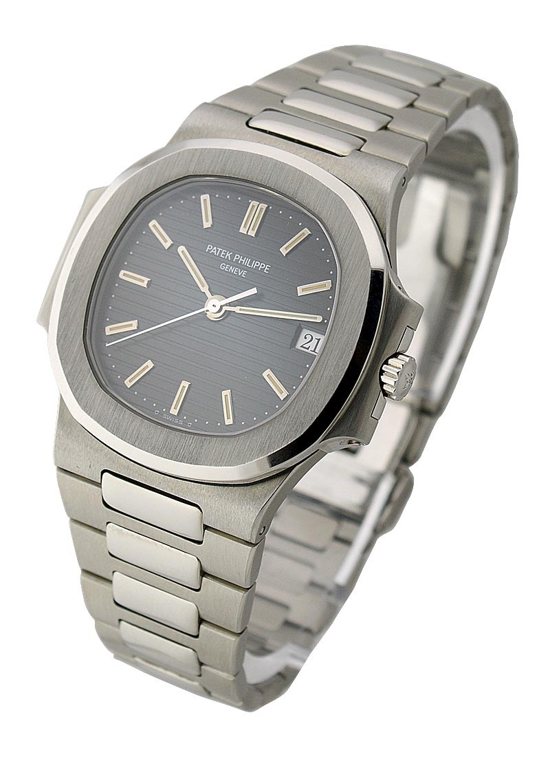 Patek Philippe Steel Nautilus - Men's