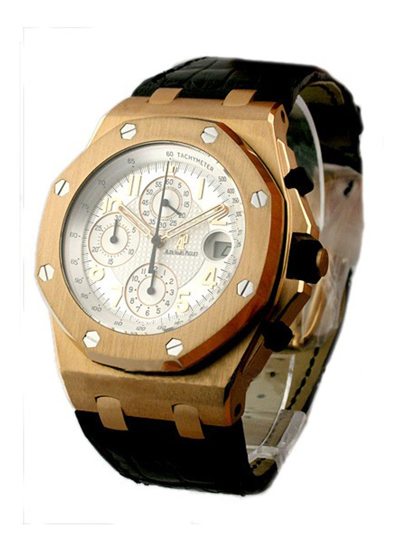 Audemars Piguet Pride of Russia Offshore Chrono Limited Edition to 200pcs