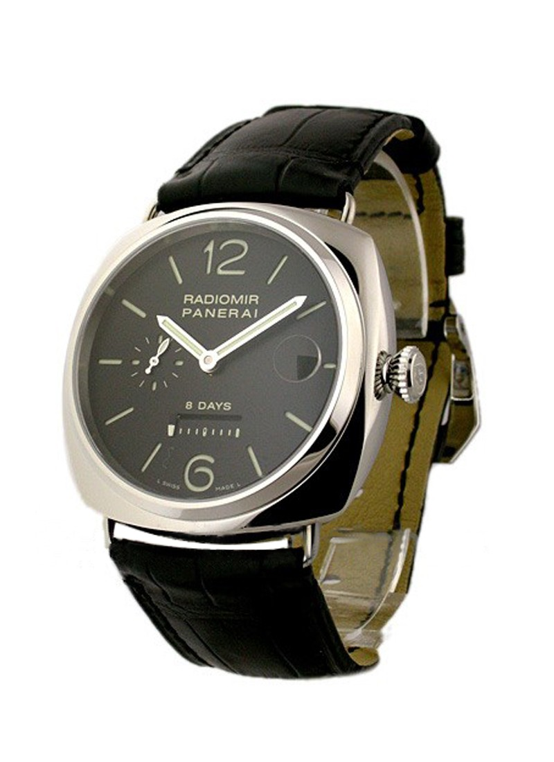 Panerai PAM 268 - 8 Day Radiomir in Steel