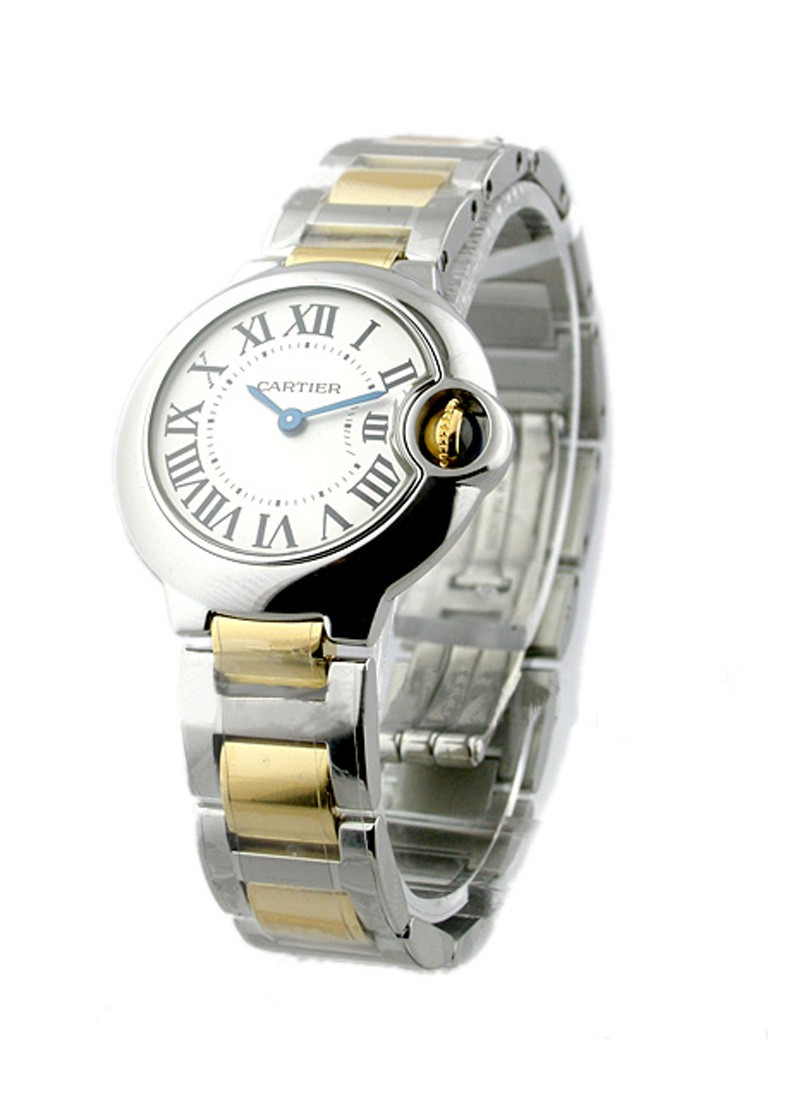 Cartier Ballon Bleu Small Size