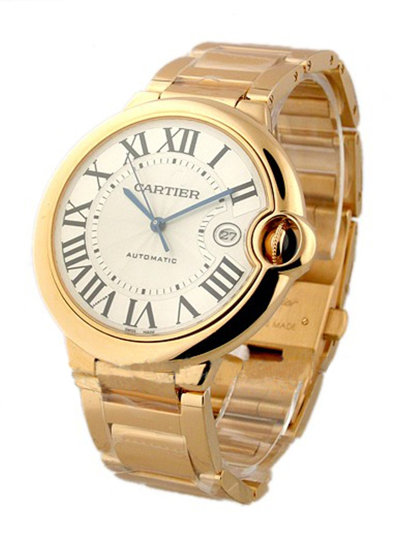 Cartier Ballon Bleu in Rose Gold