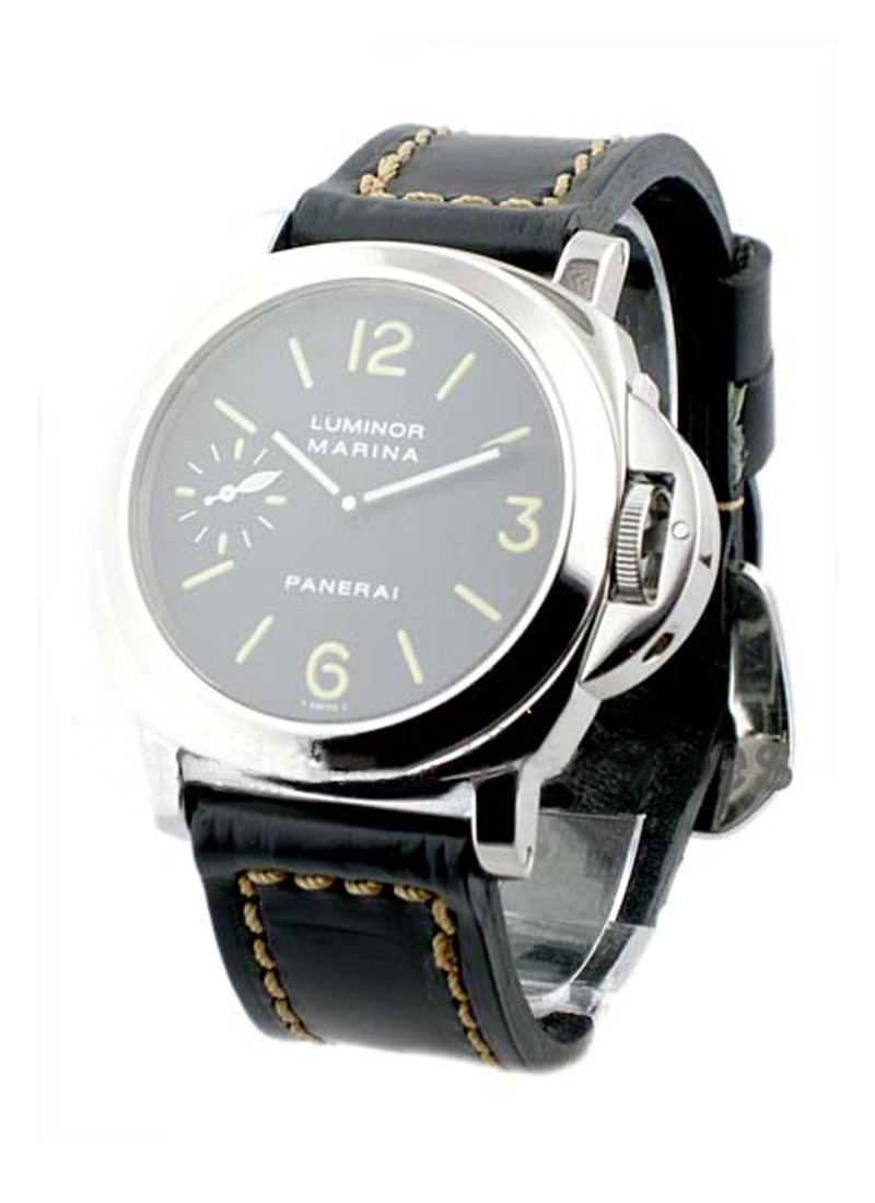 Panerai PAM 01A with T Swiss T Dial