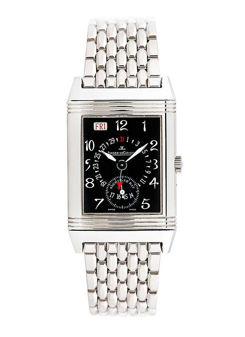Jaeger - LeCoultre Reverso Night and Day in White Gold