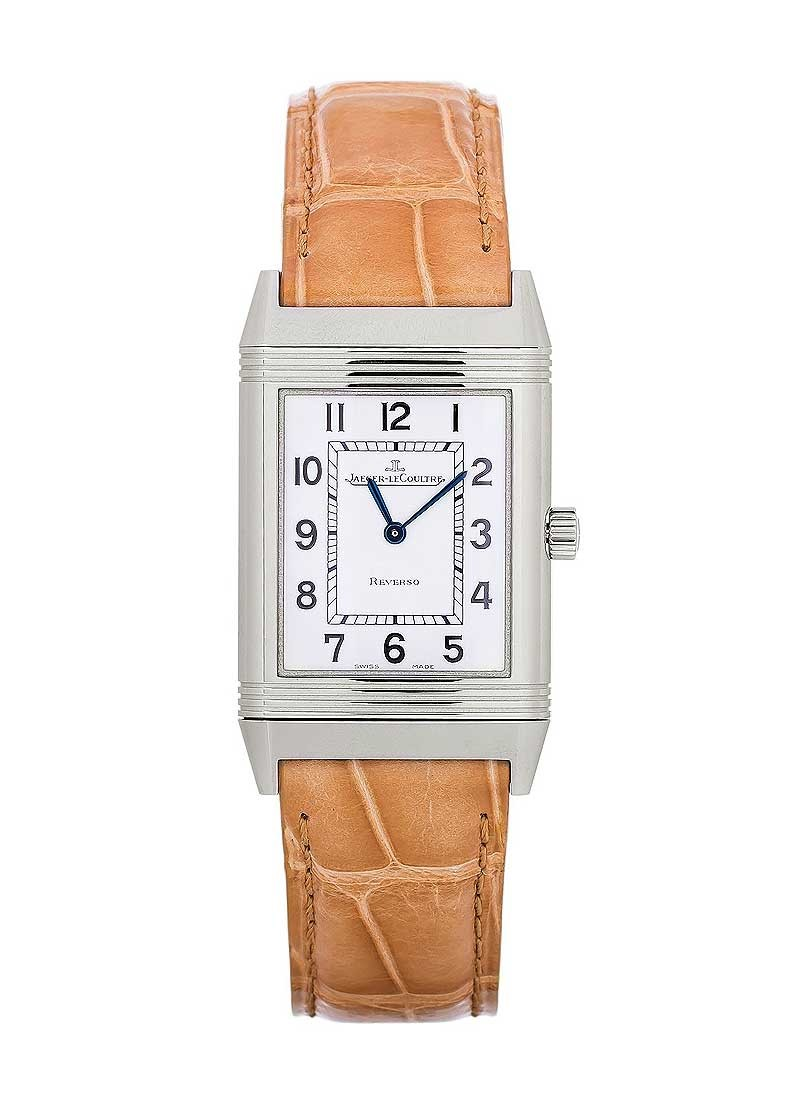 Jaeger - LeCoultre Reverso Classique Lady's in Steel