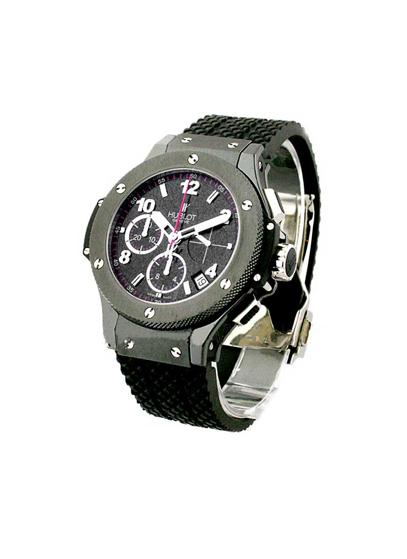Hublot Big Bang  Black Magic 41mm in Black Ceramic