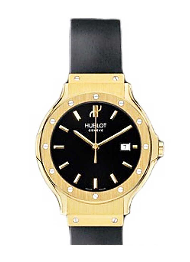 Hublot Classic 28mm Quartz in Yellow Gold