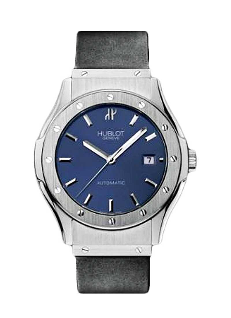 Hublot Classic 41mm Automatic in Steel