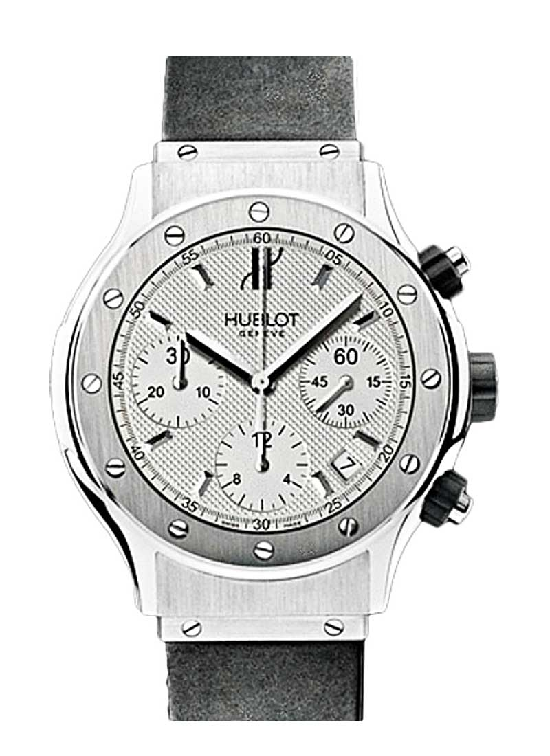 Hublot Classic Chronograph 42mm in Steel