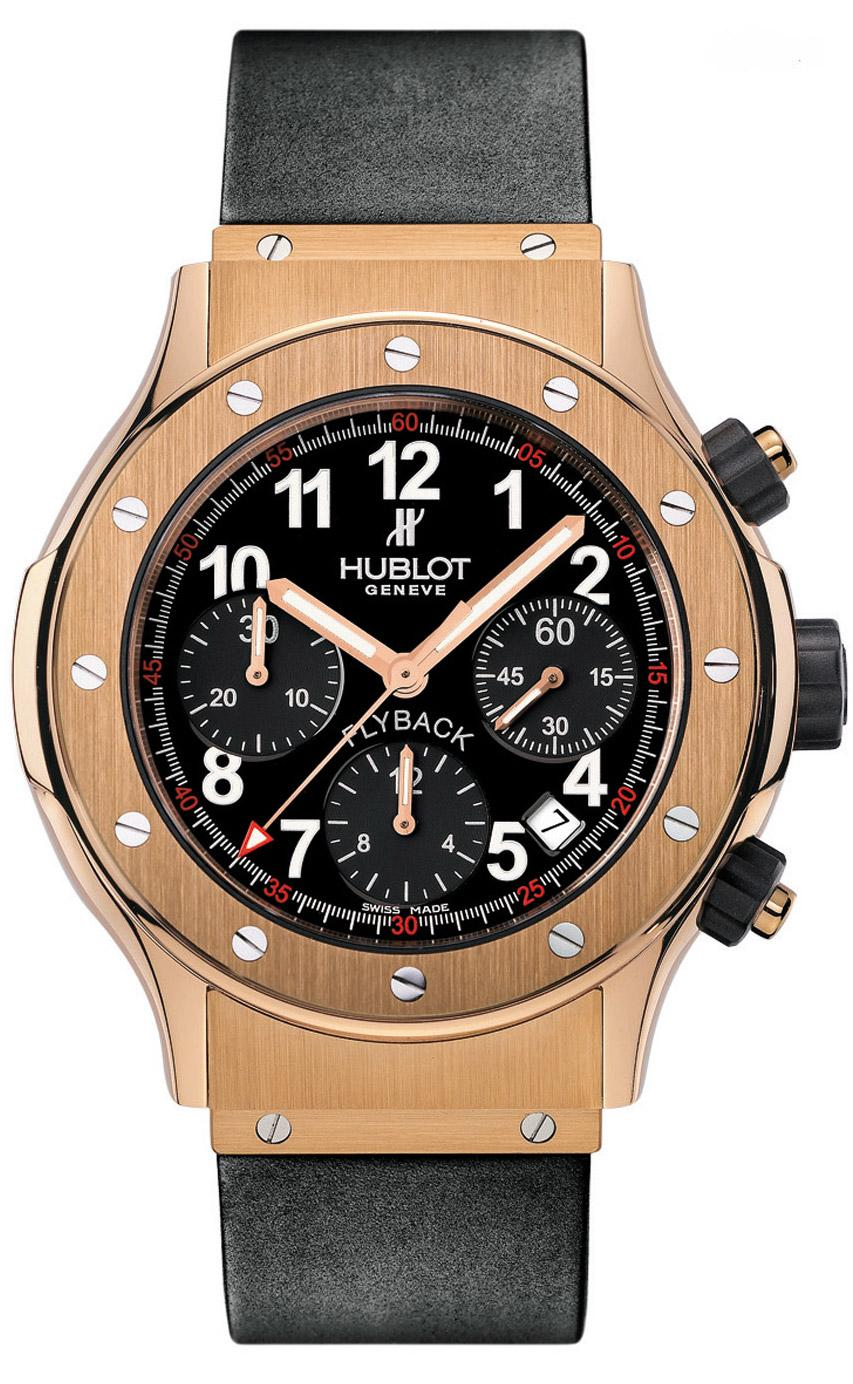 Hublot Super B Flyback Chronograph in Rose Gold