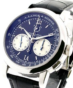 A. Lange & Sohne Double Split