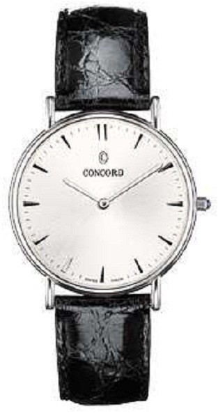 Concord Bennington Quartz in Steel - Discontinued