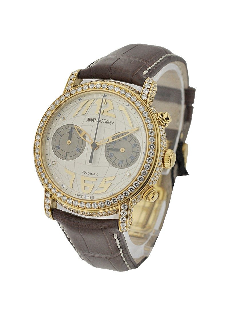 Audemars Piguet Lady's Jules Audemars in Yellow Gold