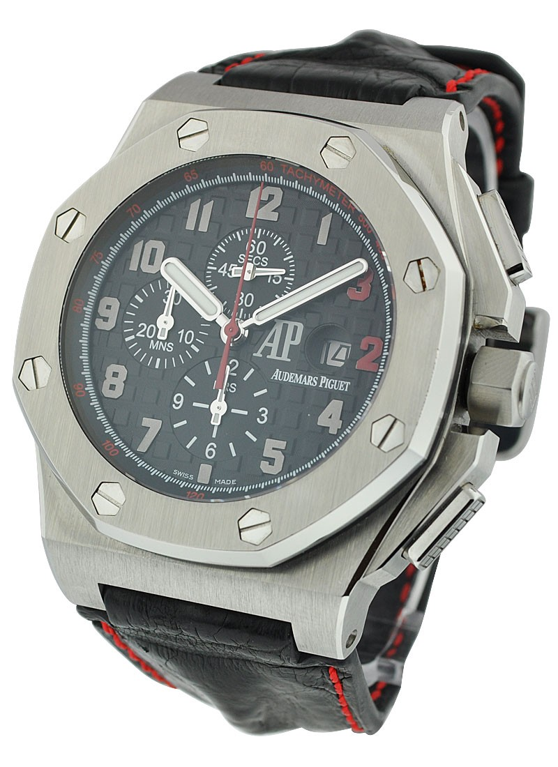 Audemars Piguet Royal Oak Offshore Shaquille O'Neal in Steel