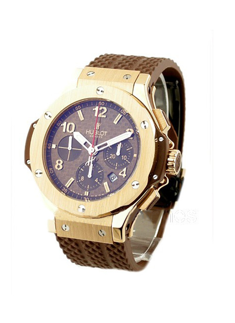 Hublot Big Bang Cappuccino 44mm in Rose Gold