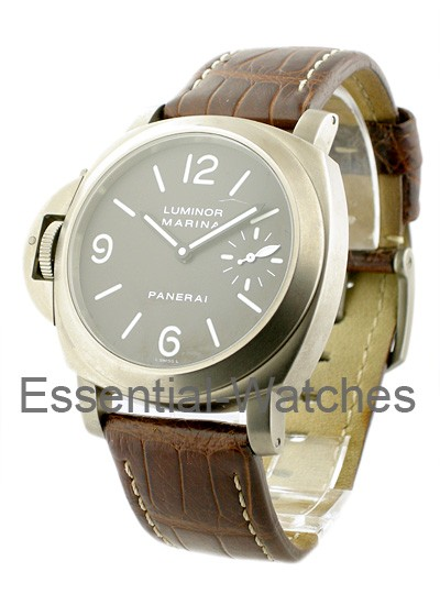 Panerai PAM 117 - Luminor Marina Destro in Titanium