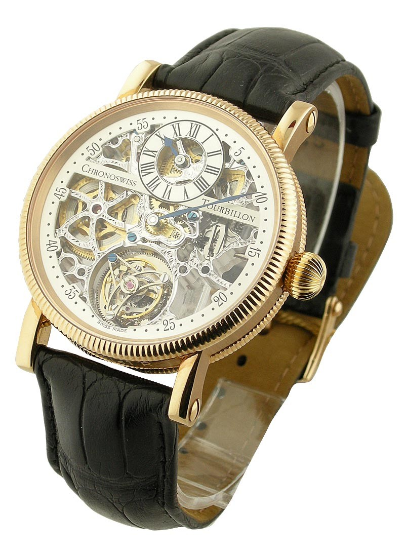 Chronoswiss Tourbillon Skeleton - Regulateur