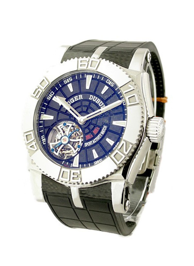 Roger Dubuis Easy Diver   TOURBILLION