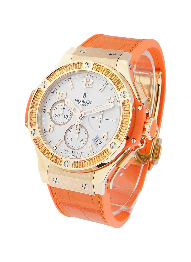 Hublot 41mm Big Bang  - Orange Carat