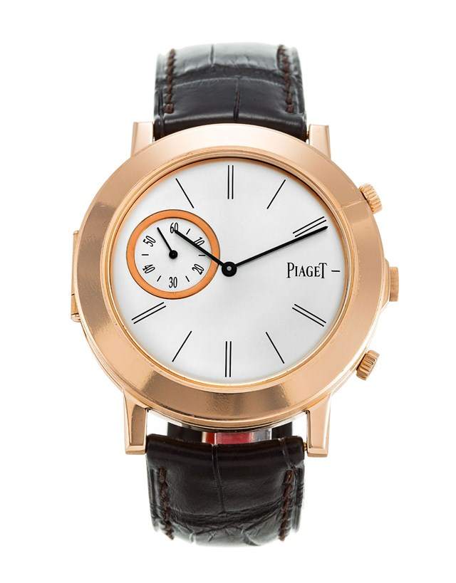 Piaget Altiplano Double Jeu in Rose Gold