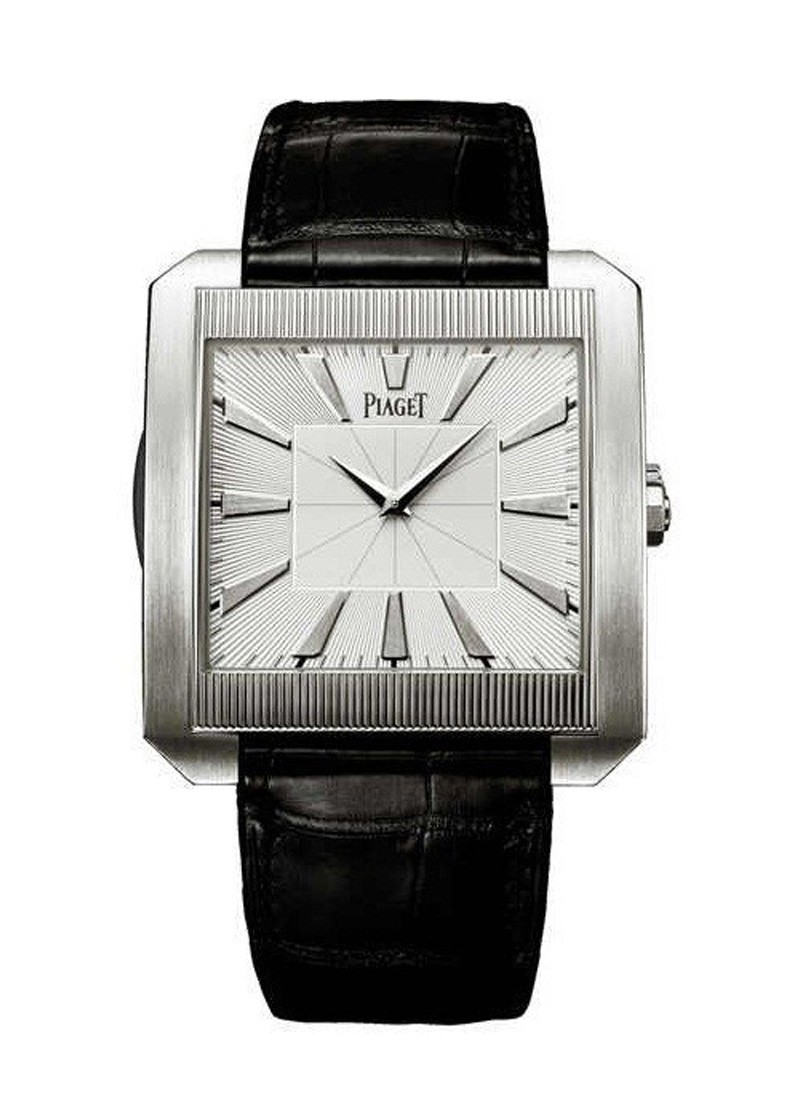Piaget Black Tie Protocole XXL in White Gold