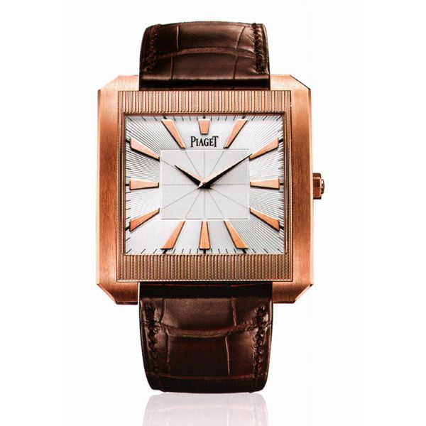 Piaget Black Tie Protocole XXL in Rose Gold