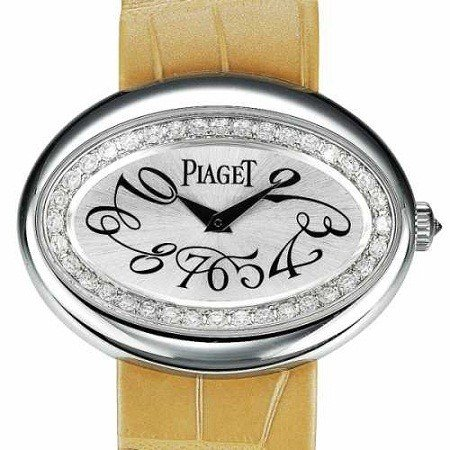 Piaget Limelight Oval in White Gold