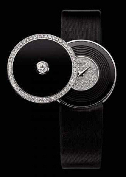 Piaget Limelight Party in White Gold with Diamond Bezel