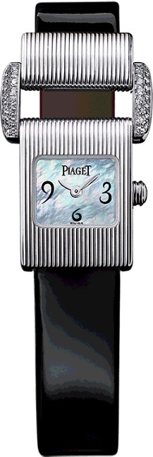 Piaget Miss Protocole - Small Size in White Gold