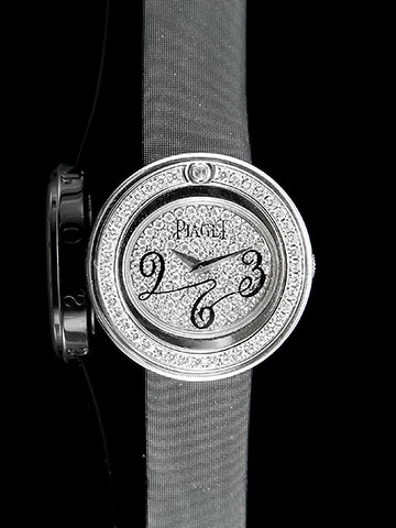 Piaget Possesion in White Gold with Diamond Bezel