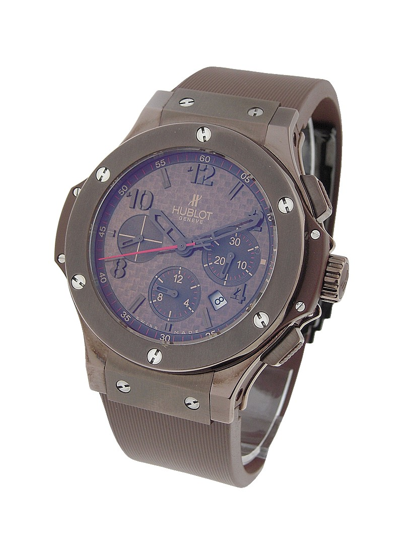 Hublot  Big Bang Chocolate PVD in Steel Limited Edition to 500 Pieces