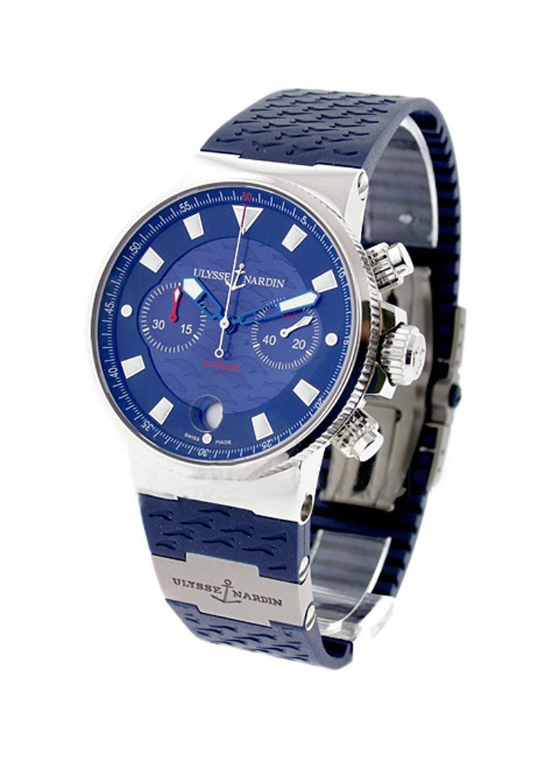 Ulysse Nardin Blue Seal Chronograph - Limited Edition
