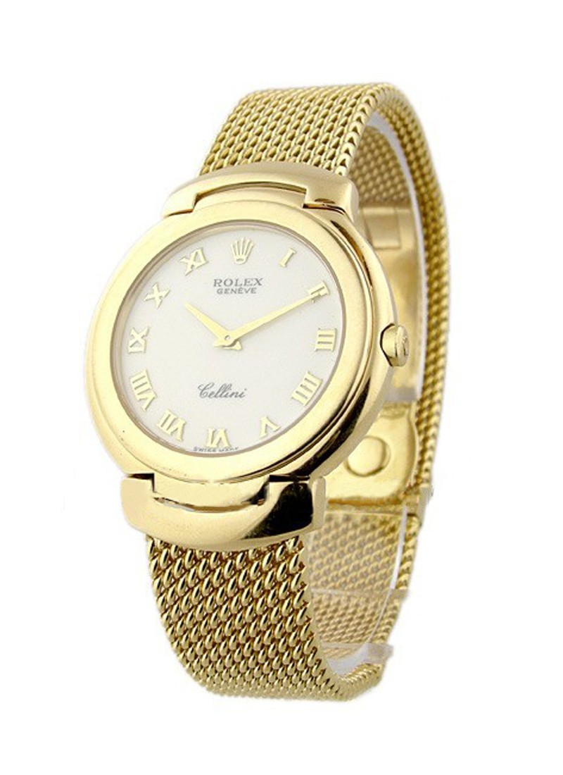 Pre-Owned Rolex Cellini - Yellow Gold