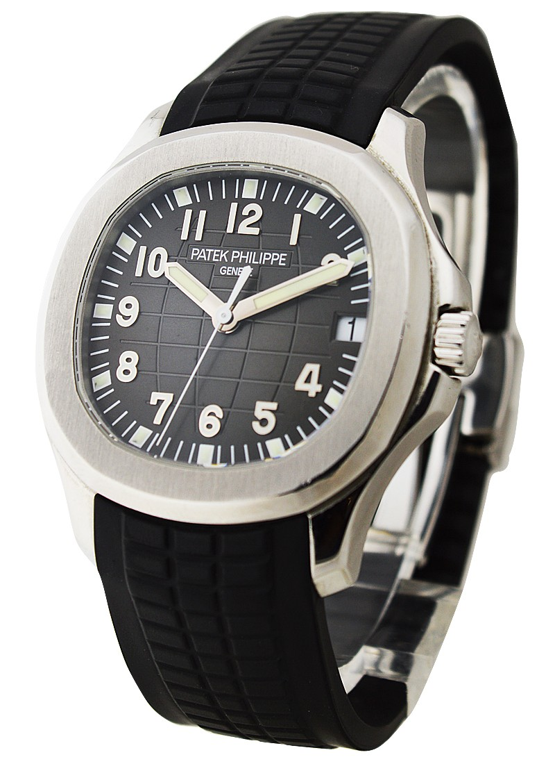 Patek Philippe Jumbo Aquanaut  5165 in Stainless Steel