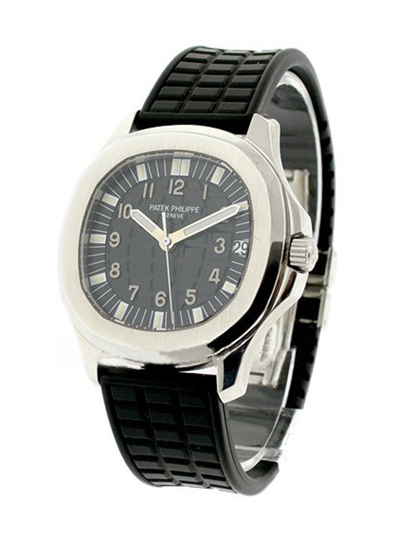 Patek Philippe 5065A - Jumbo Aquanaut on Rubber Strap