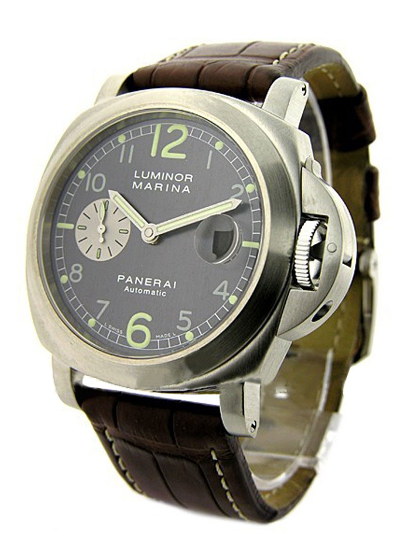 Panerai PAM 86 - Marina in Steel