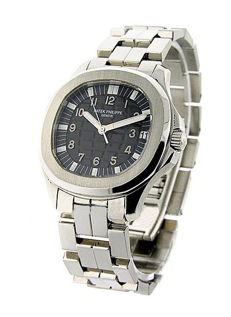 Patek Philippe Jumbo Aquanaut 5065/1A in Steel