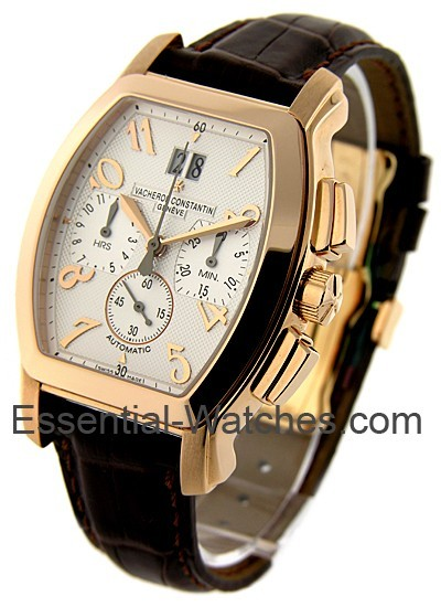 Vacheron Constantin Royal Eagle Chronograph in Rose Gold