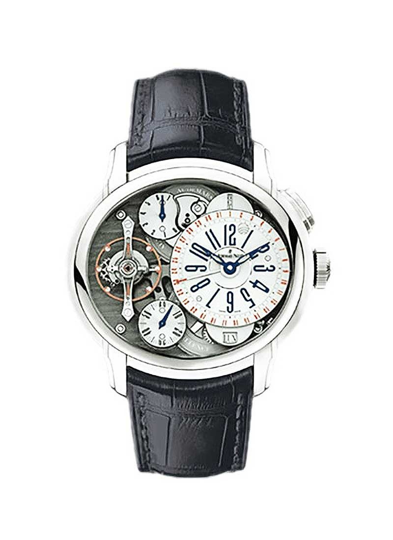 Audemars Piguet Millenary Tradition Excellence in Platinum