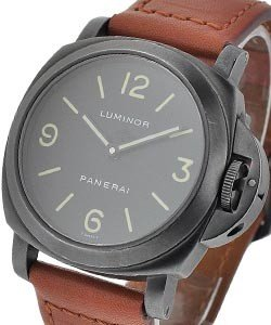 Panerai PVD Black Editions
