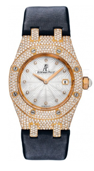 Audemars Piguet Lady''s Royal Oak   Diamond Case