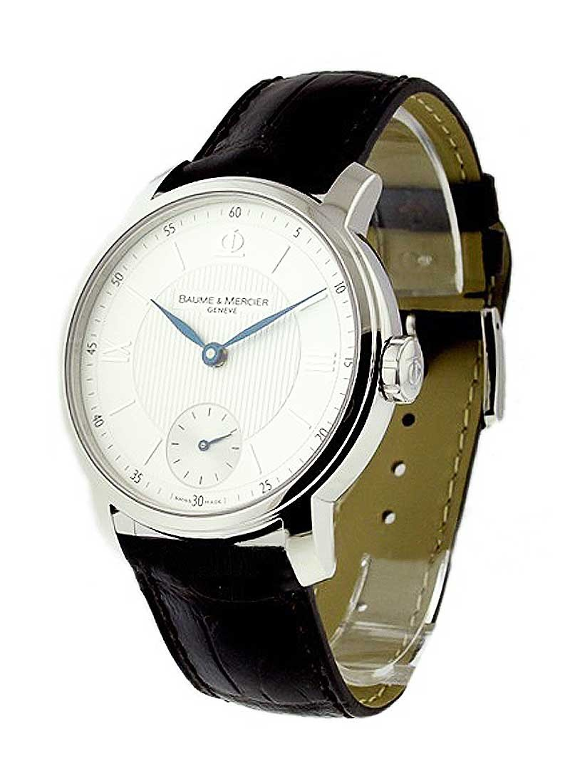 Baume & Mercier Classima Executives in Steel