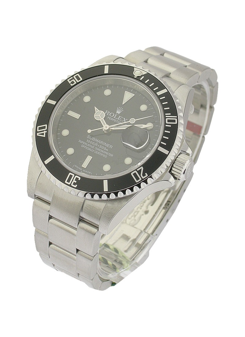Rolex Used Submariner with Date